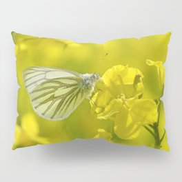 Rape with a butterfly 62 Pillow Sham