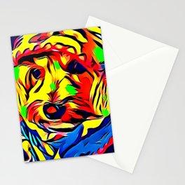 Havapoo Color Splash Art Stationery Cards