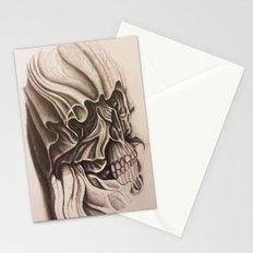 One Skull Stationery Cards
