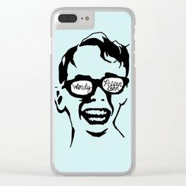 Squints Clear iPhone Case