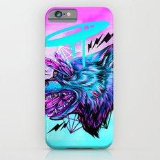 Crystal Wolf Slim Case iPhone 6