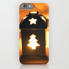 Warm winter light iPhone 6s Slim Case