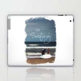 Surfing Laptop & iPad Skin