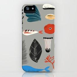 Maritime iPhone Case