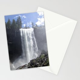 Vernal Fall Stationery Cards