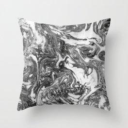 Suminagashi Series (Ying Qi) 营气 Throw Pillow