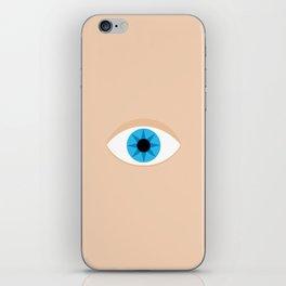 an eye iPhone Skin