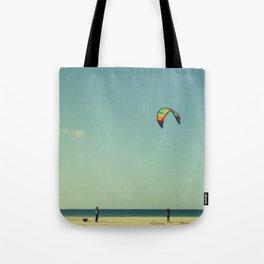 The kite coach Tote Bag