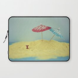 Doggy island Laptop Sleeve
