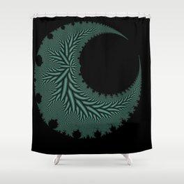 Oblique Creation Shower Curtain