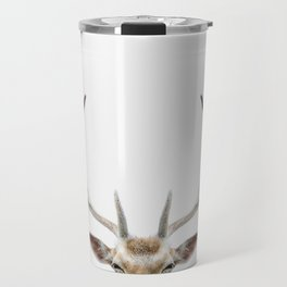 Deer Head Travel Mug