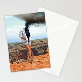 Close to the Edge Stationery Cards