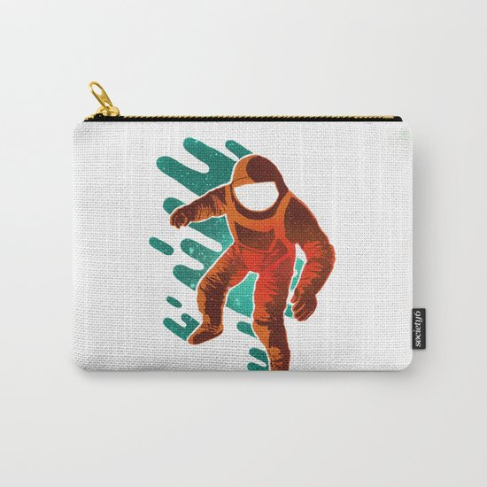 Space Distortion Carry-All Pouch