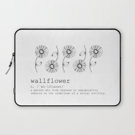 Wallflower Laptop Sleeve