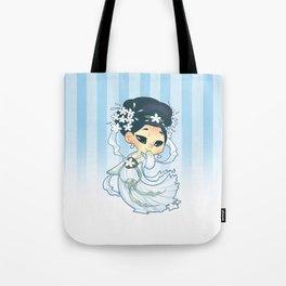 Jasmin Tea Gijinka Tote Bag