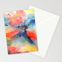 Colors 2 Stationery Cards