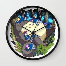 My Neighbour Osomatsu 02 Wall Clock