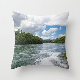 Rhine Throw Pillow