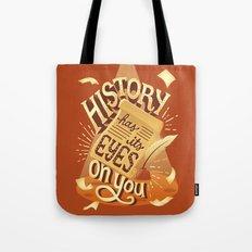 History Tote Bag