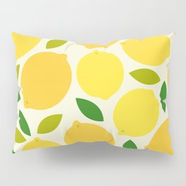 Lemon Pillow Sham