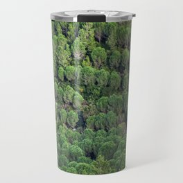 Young pine forest 6809 Travel Mug