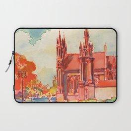 Vilnius - St. Anne's  Laptop Sleeve