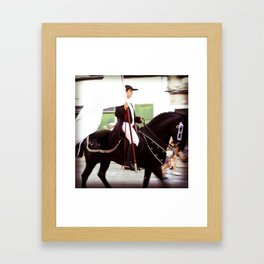 12x12 3 MAHON Framed Art Print