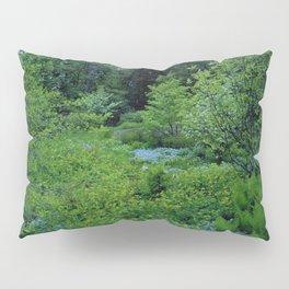 Teal Forest Pillow Sham