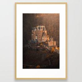 Burg Eltz Framed Art Print