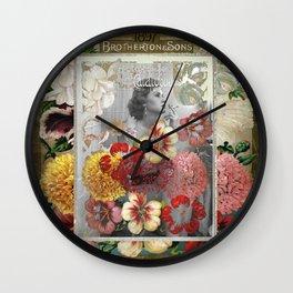 Take a Break II Wall Clock