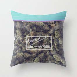 Kushloc Bag of Weed Deko-Kissen