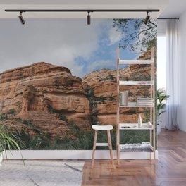 Sedona Canyon Wall Mural