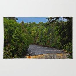 Tahquamenon Upper Falls VII Rug
