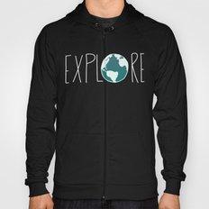 Explore the Globe Hoody