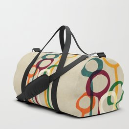 Blowing bubbles Duffle Bag
