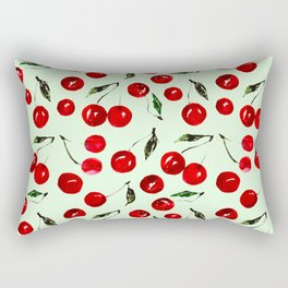 Very cherry Rectangular Pillow
