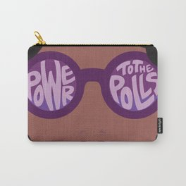 Power To The Polls Carry-All Pouch