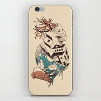 lost iPhone & iPod Skins featuring Lost by Norman Duenas