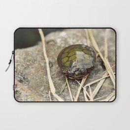 Painted Turtle Laptop Sleeve