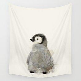 little penguin Wall Tapestry