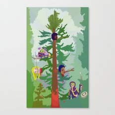 Nestor Tidcu Canvas Print