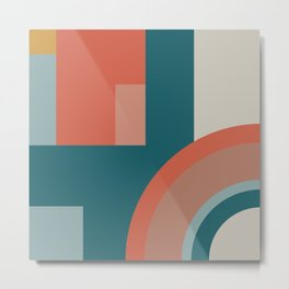 New Dawn - Campos  Metal Print