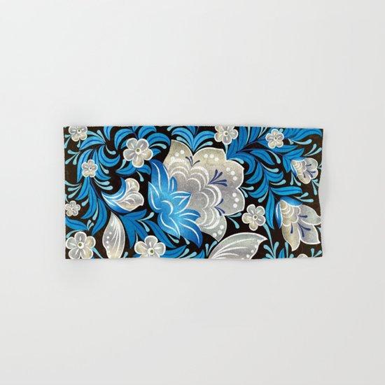 Shabby flowers #7 Hand & Bath Towel