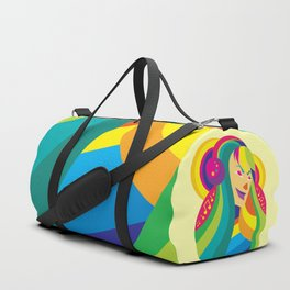 Happy Music - Joy of Life Duffle Bag