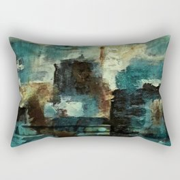We Don't Care.  Forget It. Rectangular Pillow