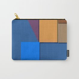 Visible Circumstance Carry-All Pouch