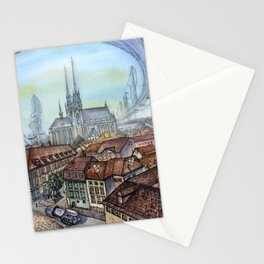 Czech Republic, Brno - 2117 Stationery Cards