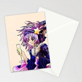 Bonne année Stationery Cards