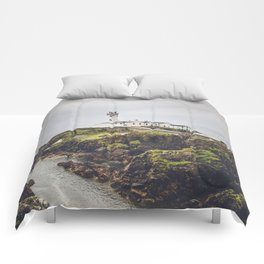 Fanad Lighthouse Comforters