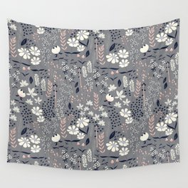 Flower garden 003 Wall Tapestry